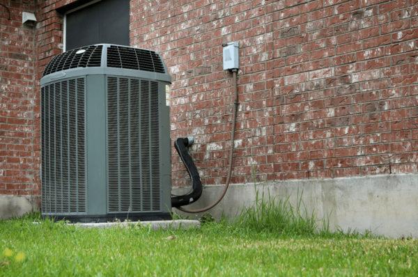 Residential HVAC Unit