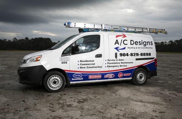 AC Designs Truck