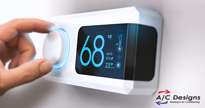 Benefits of a Smart Thermostat | A/C Designs