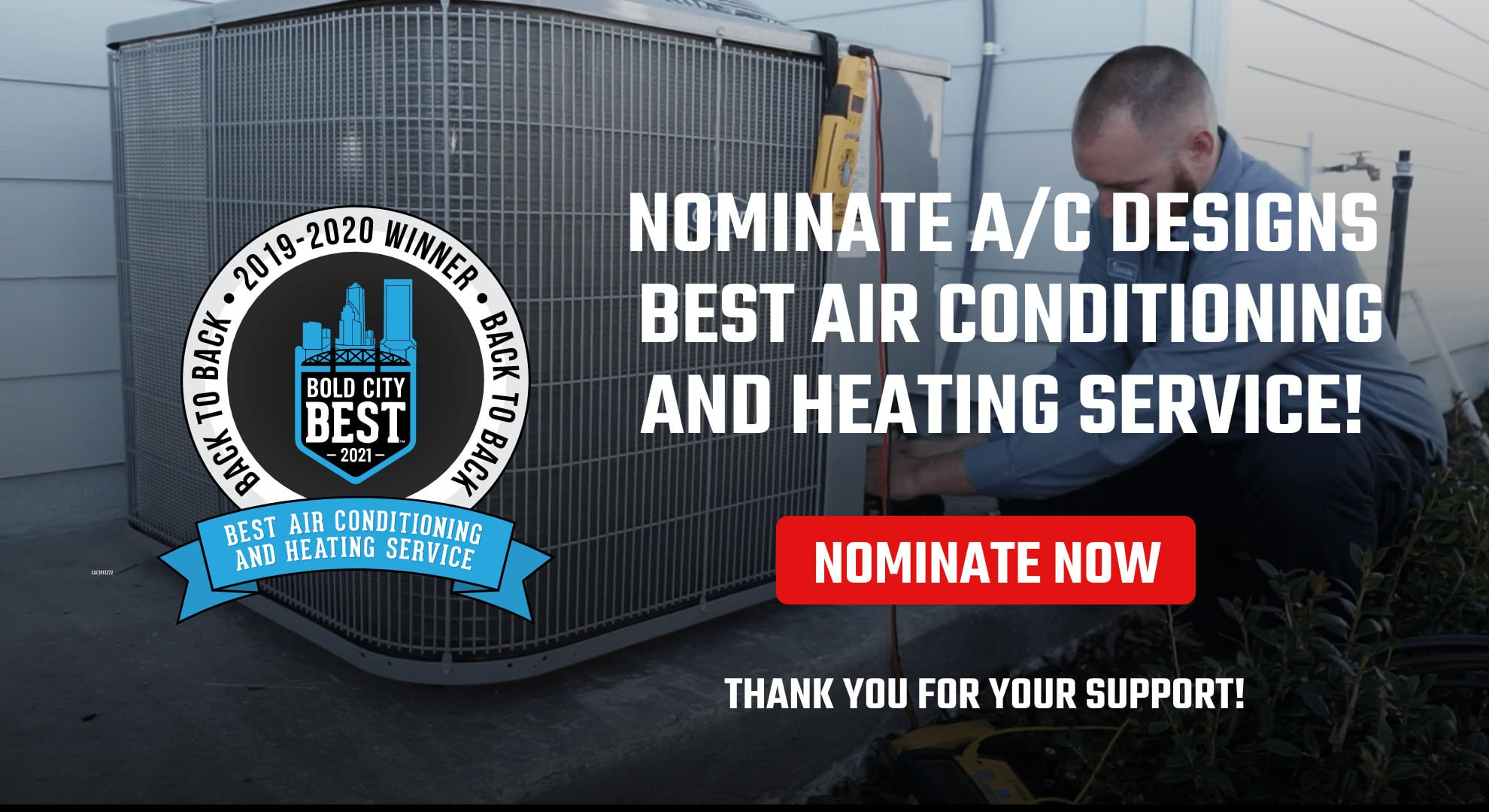 A/C Designs Bold City Best