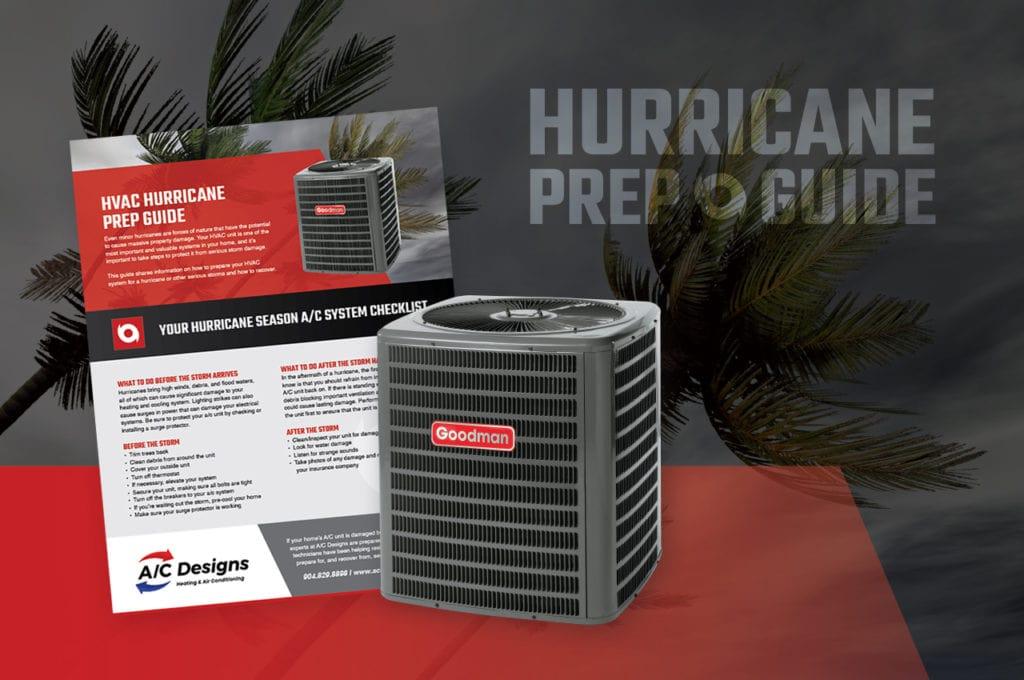 Hvac Hurricane Prep Guide Ac Designs Inc