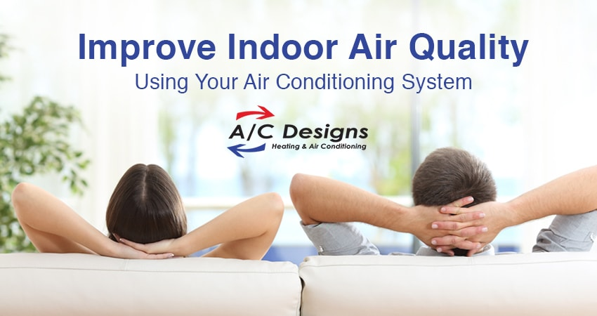 Improving Indoor Air Quality graphic