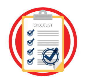 Hvac Maintenance Checklist Icon (by AC Designs Inc.)