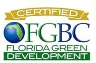 FGBC Florida Green Development logo